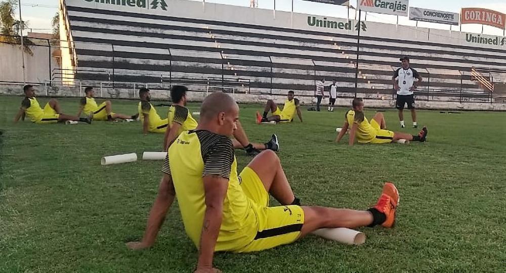 Não para | Após vitória, ASA se reapresenta com treino nesta segunda-feira