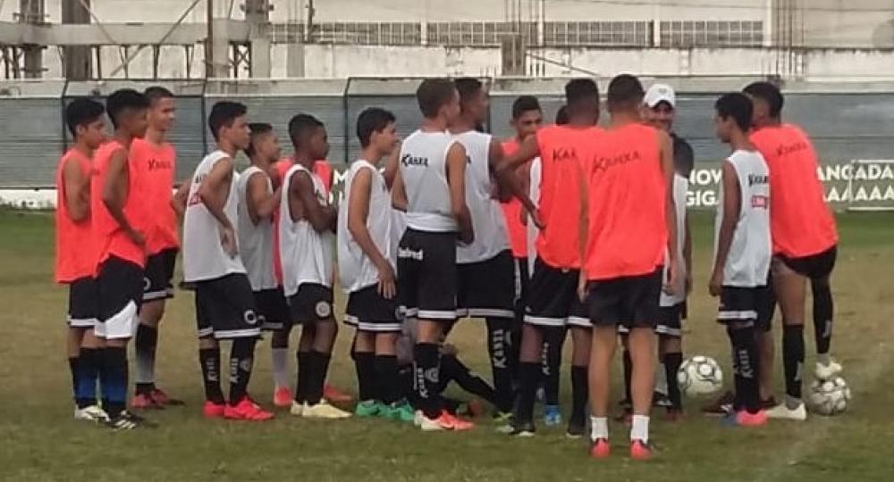 Base em campo | Com atletas no BID, Sub-15 do ASA vai disputar Campeonato Alagoano