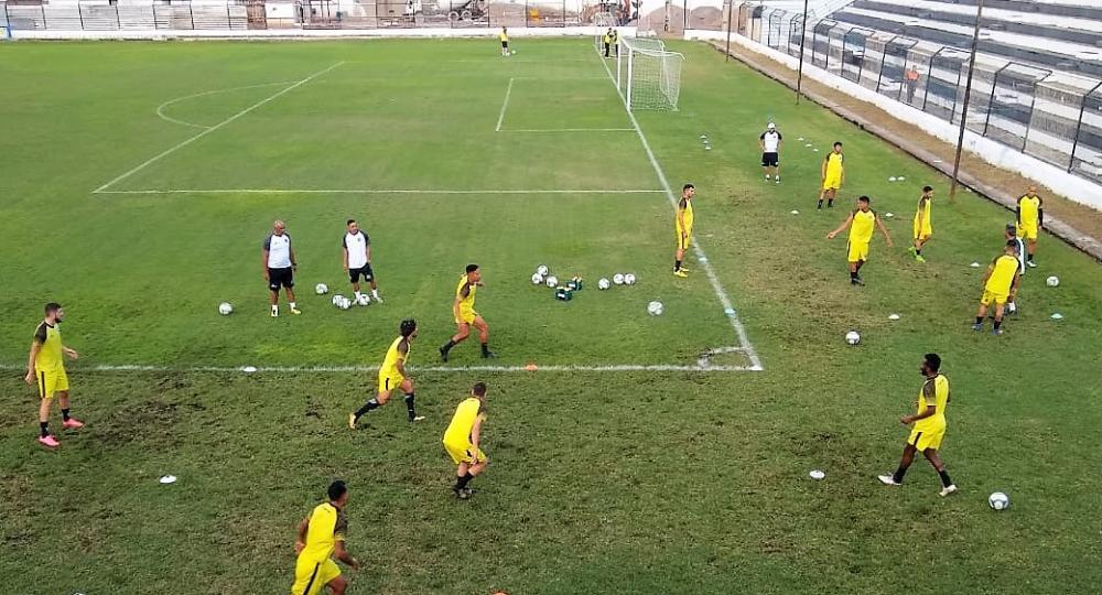 Alvinegros   Com equipe unida, ASA se prepara para a segunda fase da Série D