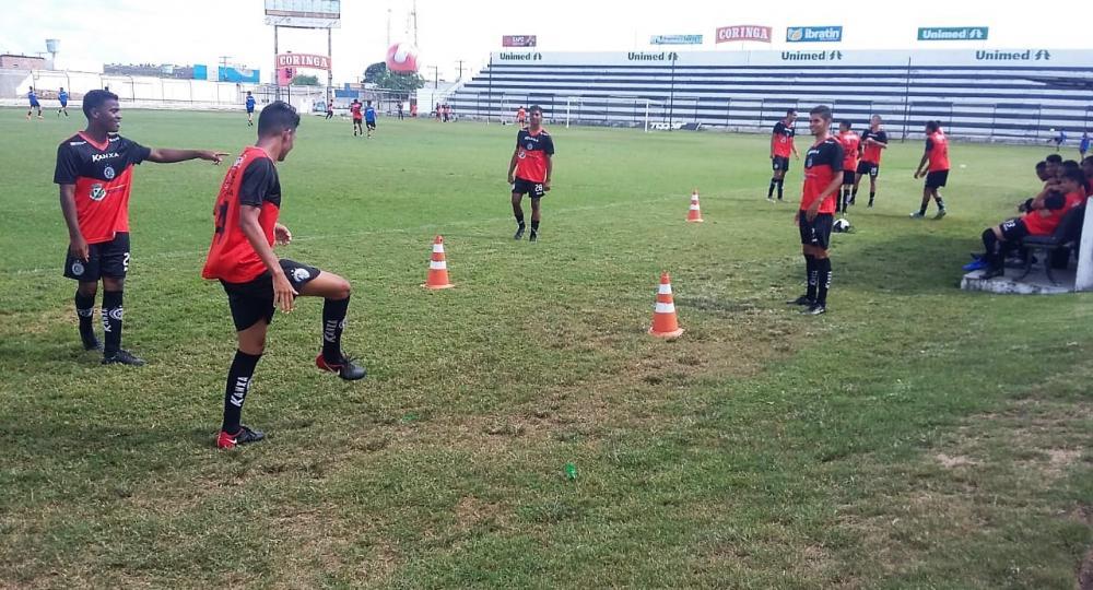 No páreo | Pela 6ª rodada do Sub-20, ASA vai enfrentar o Santa Rita em Roteiro